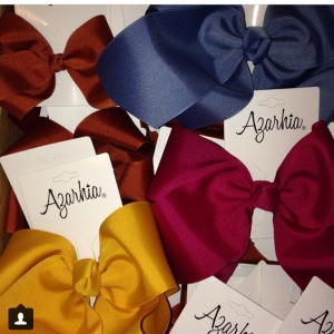 Single Boutique Bows in the new FALL COLORS